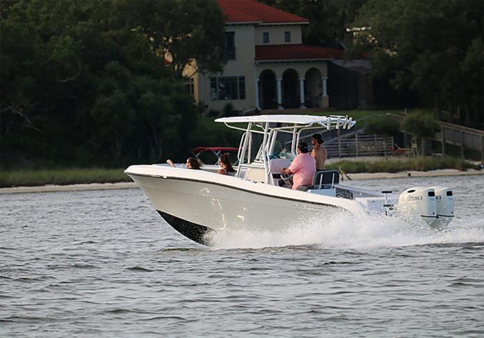 Aquasport 2500 CC
