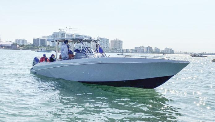 Draken 357 SS