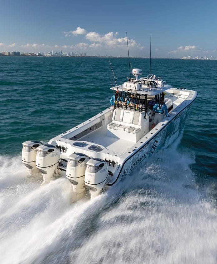 Freeman Boat 350