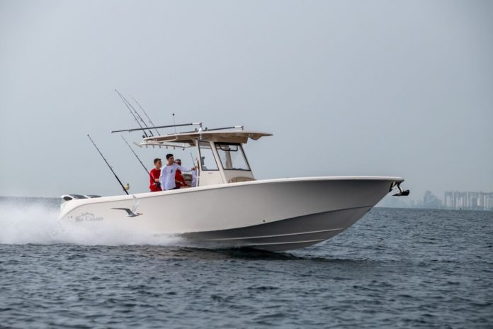 Sea Chaser 35
