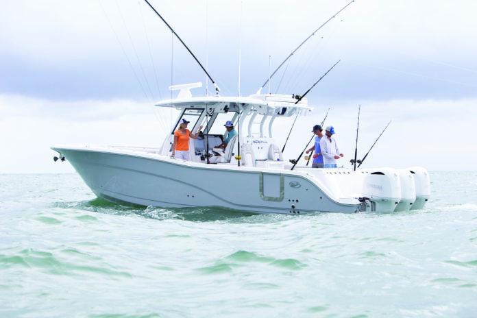Sea Fox 368 Commander